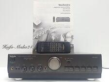 Technics su-a700 HiFi estéreo amplifier amplificador + FB + bda 12 meses gewährl.