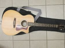 GUILD Acoustic Guitar W/ Case