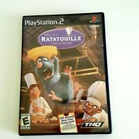 Ratatouille by Disney Pixar - Playstation 2  PS2 Video Game