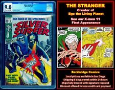 SILVER SURFER #5 CGC 9.0 OW WHITE NICE AS 9.2 ~ SEE OUR X-MEN 11 ~ LOWEST PRICED