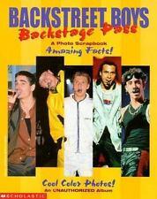 Backstreet Boys: Backstage Pass : A Photo Scrapbook by Alison, Lauren