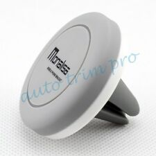 Grey Universal Phone Magnet Magnetic Holder Cradle Stand Auto Air Vent Mount