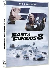 FAST AND FURIOUS 8 DVD VIN DIESEL  NEUF SOUS CELLOPHANE