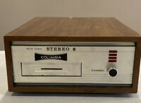 Columbia Stereo 8 Track Player Model 2692 |Tape| *May Need Work