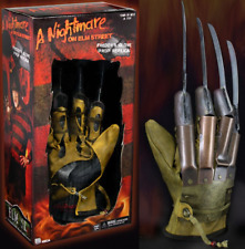 NECA Nightmare on Elm Street Freddy Krueger Glove Prop Replica 1984 Horror