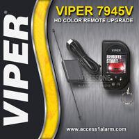 Viper 7945V HD 2-Way Color Remote Control Upgrade Kit For The Viper 5706V System