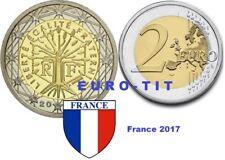 FRANCE      1  x   PIECE  2  EURO   NORMALE  2017      /     2017     disponible