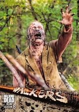 Walking Dead Season 8 Part 1 WALKERS Trading Card Insert W-7