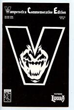 Vamperotica Commemorative Red Edition Luxura  Brainstorm Comics 1995 H7