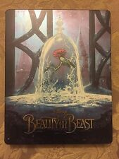 Disney Beauty and the Beast 2017 Emma Watson (bluray steelbook ONLY) Best Buy