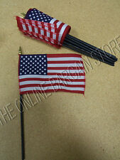 Grandinroad Martha Stewart Patriotic 4th of July Parade American Flags Set 25