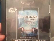Evanescence - Broken DVD (Locomotive) Banned Documentary INSANELY RARE OOP