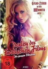 Perlen des Erotischen Films | 6 Filme | 2 Serien | Erotik | Lolita [FSK18] DVD
