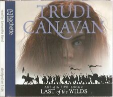 Trudi Canavan - Last of the Wilds; Age of the Five: Book 2 (5 CD A/Book 2008)