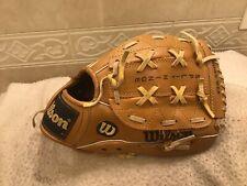 "Wilson Barry Bonds A2275 10.5"" Youth Baseball Softball Glove Right Hand Throw"