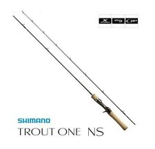 Shimano TROUT ONE NS B47L Baitcasting Rod Fishing Pole Canne SOFTTUBE TOP