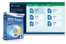 Leawo DVD Converter Software, ipod,ipad,Avi,MP4,Android