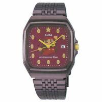 Super Mario Bros Model Watch SEIKO ALBA Limited ACCK420