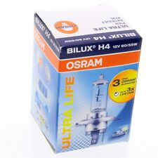 H4 OSRAM Ultra Life 3x Longlife Halogenlampe 64193ULT Single Box 1 Stück