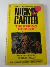 NICK CARTER - THE PEKING DOSSIER