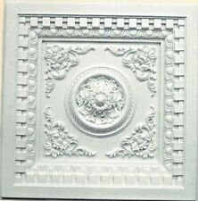 "Ceiling and Wall Panel Tile Pu Polyurethane Molding Moulding 24.4""x24.4""x2.5 """