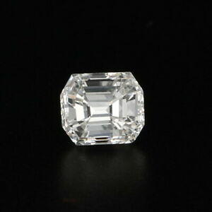 0.50ct Loose Diamond GIA Graded Rectangle Cut Solitaire G VS1