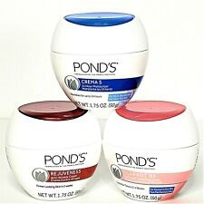 POND'S Anti-Wrinkle Cream, Nourishing Moisturizer and Correcting Cream 1.75oz