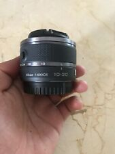 Objetivo Lens Nikon Nikkor 10-30mm Black Negro