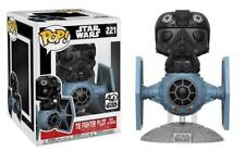 Funko POP Star Wars EP8 The Last Jedi Tie Fighter With Tie Pilot 221 Vinyl 20106