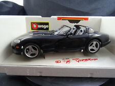 Bburago  3065 Dodge Viper RT / 10 1993 1:18 A1332 Top OVP Neuwertig