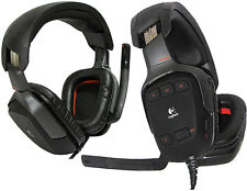 LOGITECH g35 Surround Sound Headset Cuffie 7.1 USB Merce Nuova
