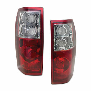 Tail Lights PAIR fits Holden Commodore VY - VZ Wagon / Ute PR