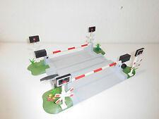 Playmobil railway crossing train 4010 4016 4017 5258 etc type 4306