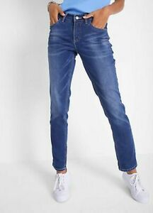 L3°1185 THERMO JEANS IN BLUE STONE GR. 42 NEU