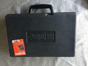 Gun Locker Hard Carry Case Padded