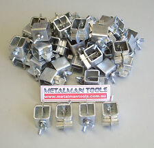 BUTT WELDING PANEL CLAMPS (set of 16)  PANEL BEATING CLAMPS, SHEETMETAL CLAMPS