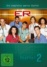 ER (EMERGENCY ROOM), Staffel 2 (Season 2), 4 DVDs NEU+OVP