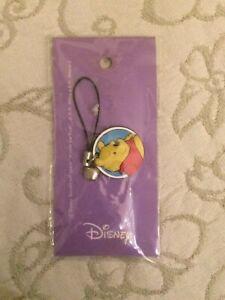 Ciondolo / Laccetto per cellulare Winnie The Pooh - Disney Cartorama. Nuovo.