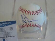 CHILI DAVIS (San Francisco Giants) Signed Official MLB Baseball w/ Beckett COA