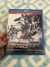 Ultraman Orb The Movie The Power of Bonds! Blu-Ray ••New••