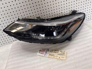 2016 2017 2018 2019 Chevrolet Cruze Left Side LED Headlight OEM 84106694