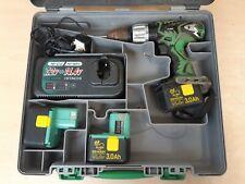 Hitachi DV 14DMR 14.4v Cordless Drill / 3x 3.0Ah - AH 76995
