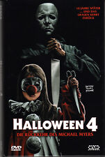 Halloween 4 , strong limited (99 worldwide) big Hardbox , uncut , new , Cover B
