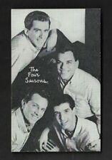 Postcard/Arcade Card The Four Seasons *4644