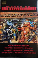 March on Ultimatum Marvel Comics Graphic Novel HC X-Men Avengers Fantastic Four
