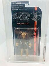 Star Wars Black Series #28 Ree-Yees AFA 85