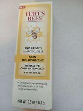 Burt's Bees Skin Nourishment Eye Cream for Normal to Combination Skin, 0.5 New