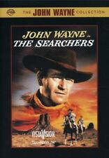 The Searchers [New DVD] Full Frame, Subtitled, Dubbed