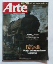 69498 Arte n.284 1997 - Luca Pignatelli - Delvaux - David LaChapelle