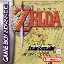 The Legend Of Zelda: A Link To The Past Includes Four Swords Adventure For 8E